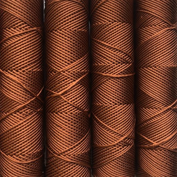 013 Brown - Pure Silk - Embroidery Thread