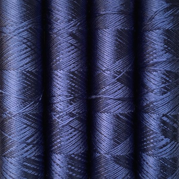 040 Midnight - Pure Silk - Embroidery Thread