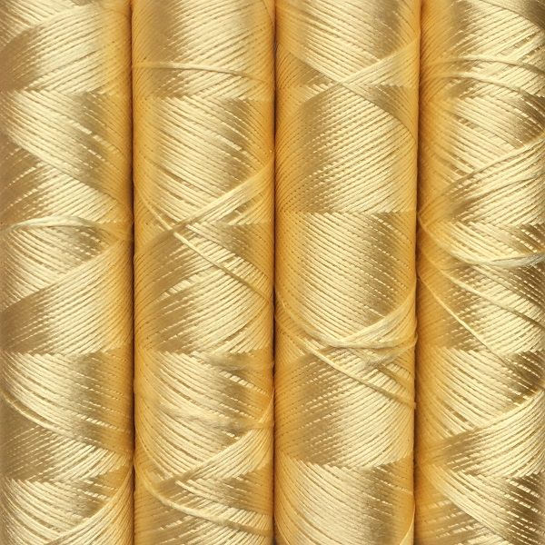 077 Honey - Pure Silk - Embroidery Thread