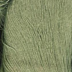 2/20c.c. Gassed, Combed Cotton - Pea Green - 250g cone