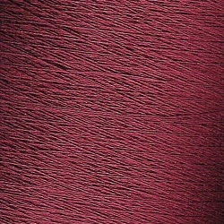 2/40c.c. Gassed, Combed Mercerized Cotton - Burgundy (red) - 250g cone