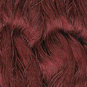 2/40c.c. Gassed, Combed Mercerized Cotton - Fireside Red - 250g cone
