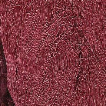 2/40c.c. Gassed, Combed Mercerized Cotton - Heather (red) - 200g cone