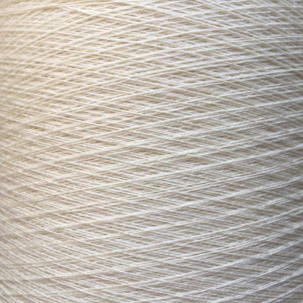 3201 Natural - 2/32's Worsted Wool Count - Embroidery Thread