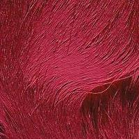 60/66 Pure Silk Organzine - Bright Crimson
