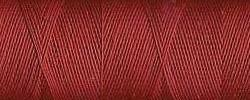 Burnt Red 46 - 2/40's Gassed, Combed Cotton